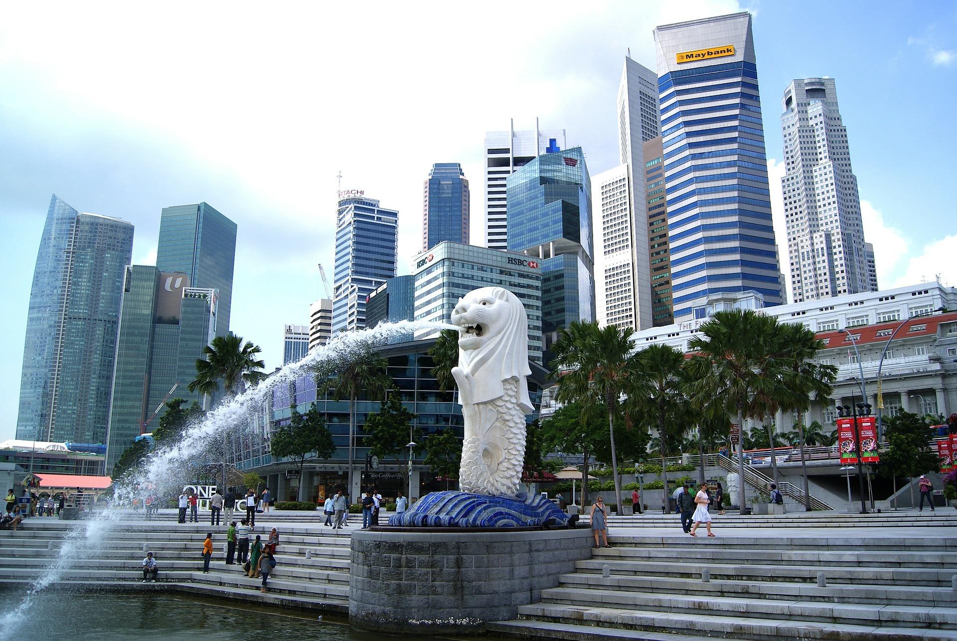 【米朝首脳会談でも話題】【意外と知られていない】シンガポールに行くならマーライオン巡り マーライオンスポット5選