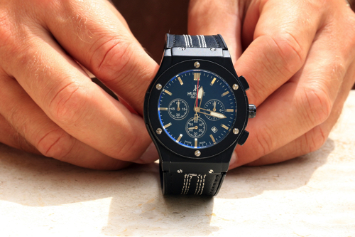 サッカー日本代表 西野監督がつけている腕時計はHUBLOTだ!