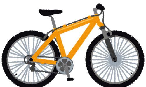 タイヤの細さとメンテが面倒なためクロスバイクからマウンテンバイクを考える