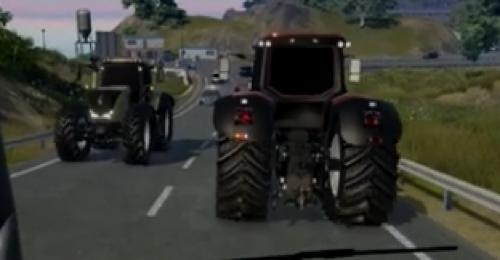 ps4 トラックドライバー 新しい乗り物登場? AIシステム登場?