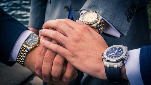 オーデマピゲ・ウブロが買えない人必見! オーデマピゲ・ウブロのような腕時計D1 MILANO